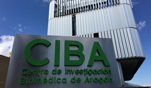 Dr. J. Salinas participa en un curso de cirugía experimental en el CIBA (Centro de Investigación Biomédica de Aragón).