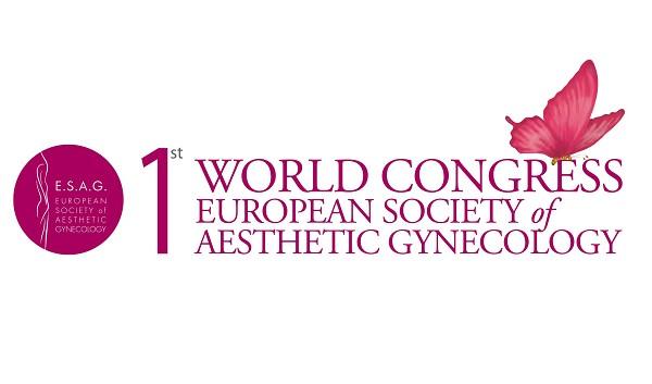 Dr. J. Salinas asiste al primer Congreso Mundial organizado por la Sociedad Europea de Ginecología Estética. en Roma.